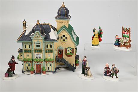 Department 56 Heritage Village Collection, Alpine Village Series