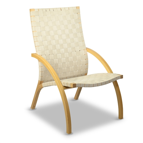 "Tom Stepp ""Swing"" Armchair"