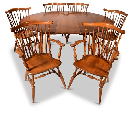 Classic Maple Dining Set