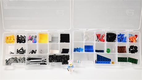 Lego Pieces (286 Pieces)