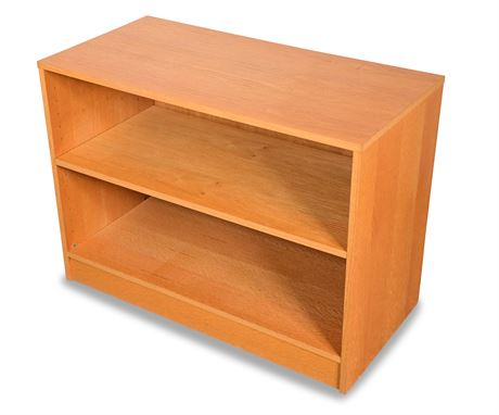 Light Oak Bookcase