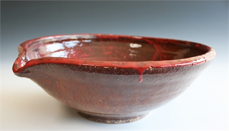 Anonymous Red Bowl