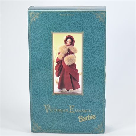 Victorian Elegance Barbie