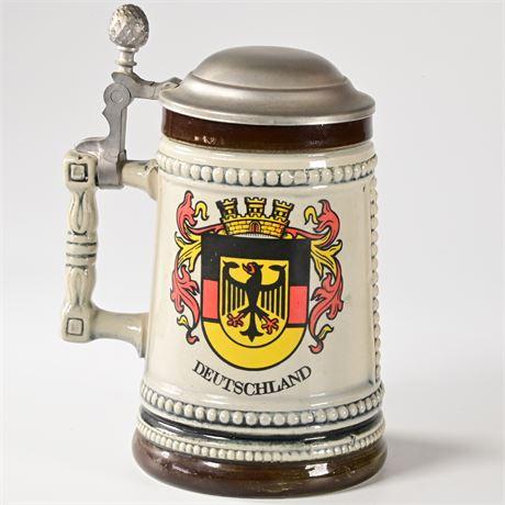 Thewalt Bitburg Beer Stein