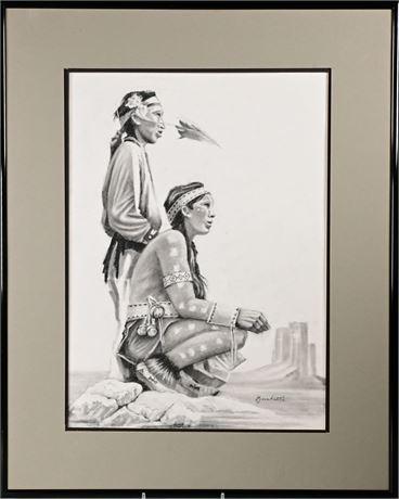 Inter-Tribal Dancers