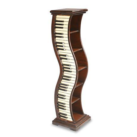 Piano Themed Shelf