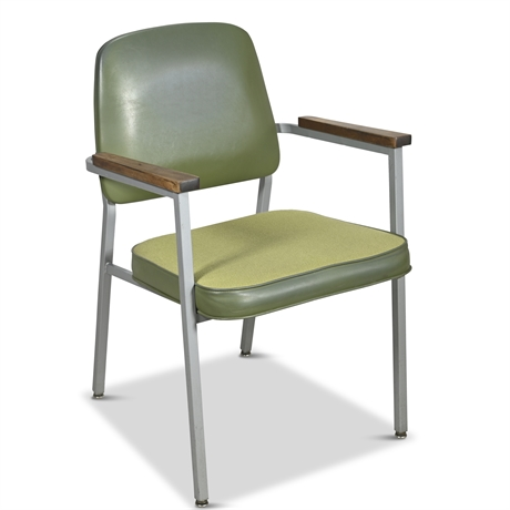 Vintage Government Issued Office Chair