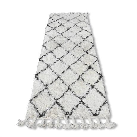 Moroccan (No  Loom) Rug