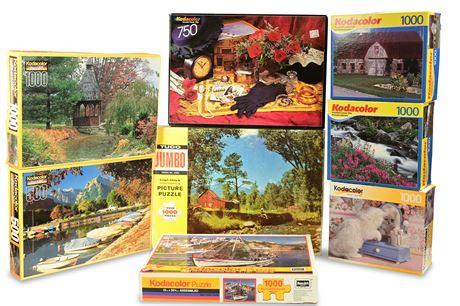 Kodacolor Jigsaw Puzzles