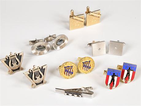 Cufflink Collection