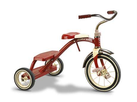 Vintage Radio Flyer Retro Red Tricycle