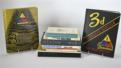 United States Calvary Books