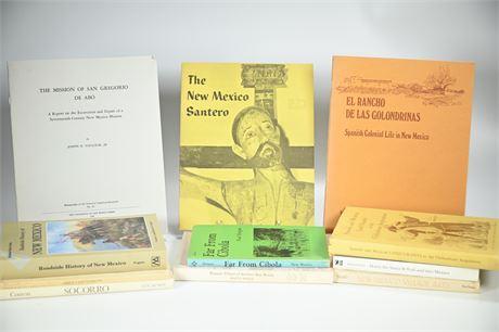 New Mexico History Books