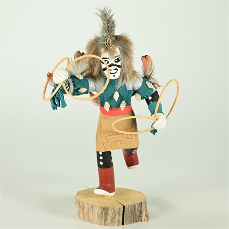 Navajo Hoop Dancer Kachina