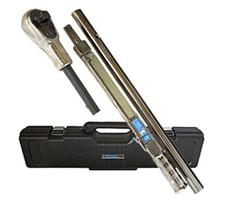 Precision Instruments Torque Wrench in Case