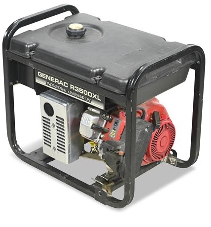 Generac R3500XL Industrial Generator