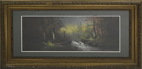 Early 20th Century Pastel