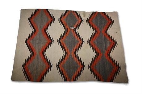 Large Navajo Blanket