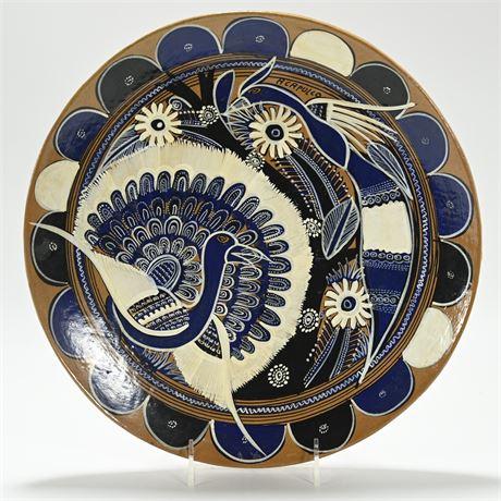 Vintage Acapulco Plate