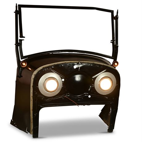 Man Cave Roadster Wall Lamp