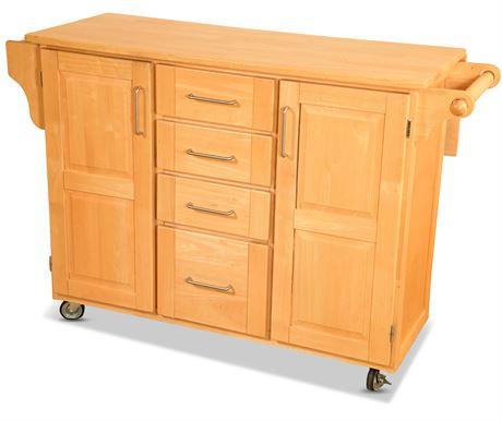 Large Kitchen Cart/Island