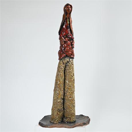 Todd Shelby Long Leg Sculpture