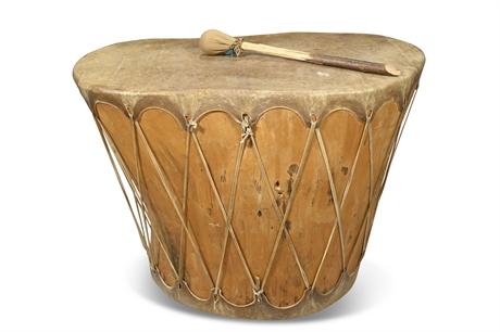 """22"""" Taos Drum (MASSIVE)"""