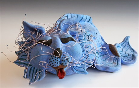 """Kitty Catfish"" by Linda Brewer"