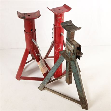 1/2 Ton Jack Stands