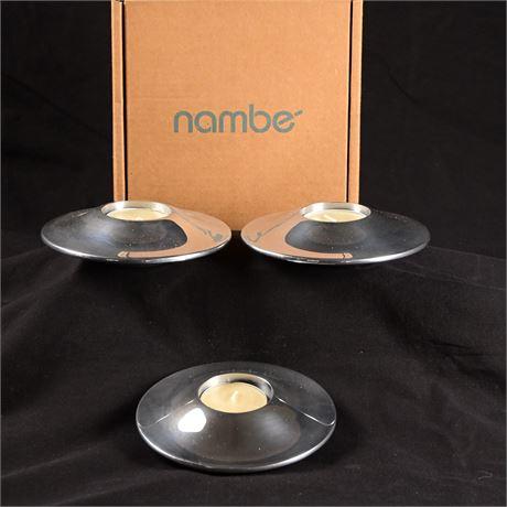 Nambé Whirl Votive
