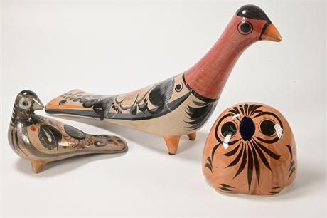 Vintage Tonala Birds