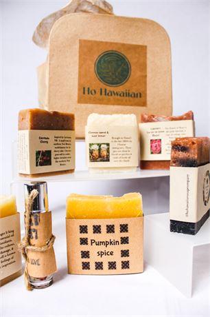 Handmade Soap Basket by HoHawaiian Soap Company