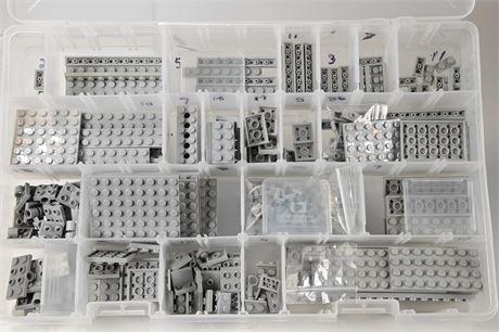 Lego Pieces (225 Pieces)