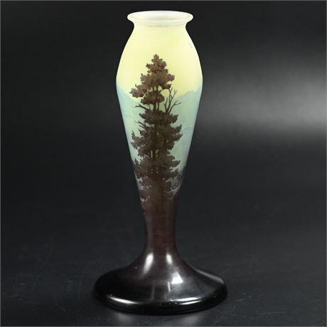 Emile Gallé Cameo Art Glass
