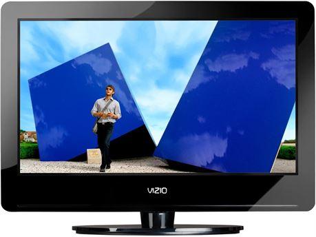 VIZIO 19-Inch ECO 720p LCD