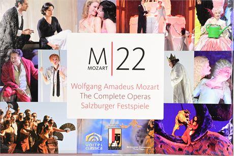 Mozart - The Salzburg Festspiele Opera Box Set