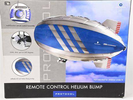 Remote Control Helium Blimp +