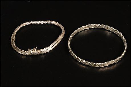 Vintage Taxco Bracelets