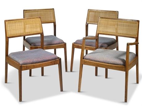 Mid-Century Foster McDavid Teak Chairs