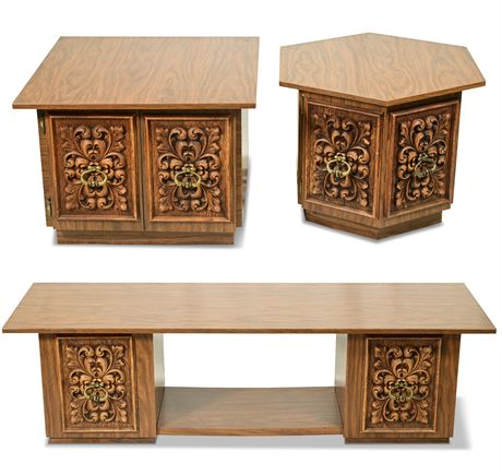 70's Living Room Tables