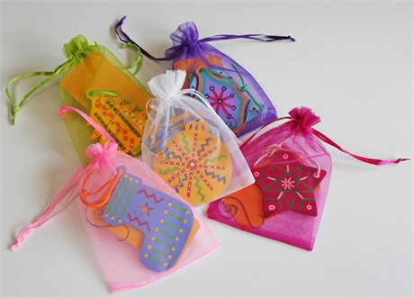 Christmas Ornaments by Sally Kohl