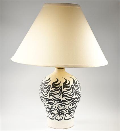 Ceramic/Stoneware Lamp