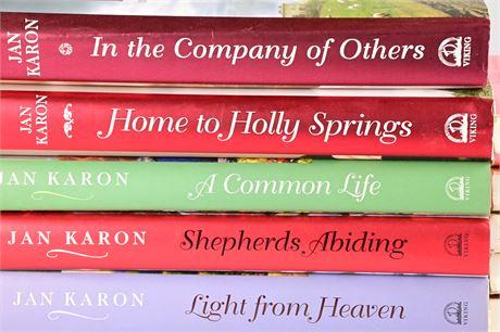 James Karon Collection of Books