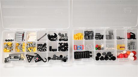 Lego Pieces (287 Pieces)