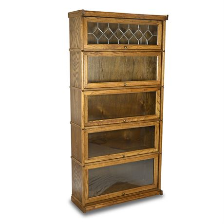 Barrister Style Cabinet