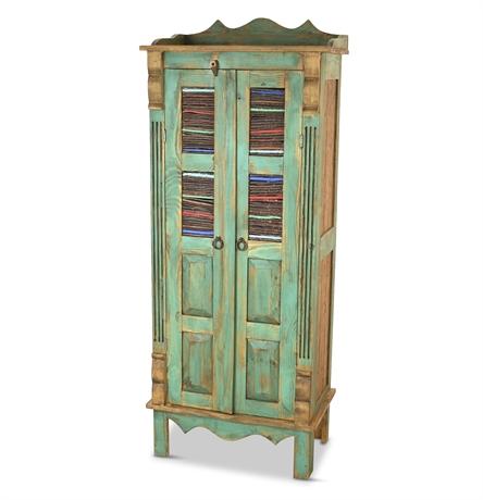 Santa Fe Rustic Cupboard
