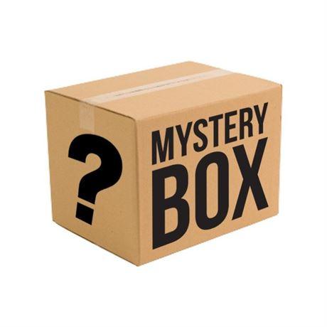 Pink Depression Glass Mystery Box