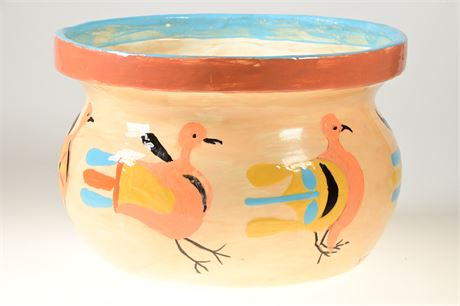 Southwest Style Ceramic Pot