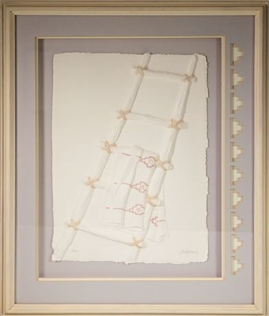 Ramirez Embossed Paper Art