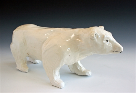 "Jim Moore ""White Bear"""